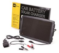 AA Solar Panel Car Battery Charger