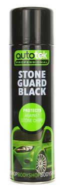 Autotek Black Spray On Stoneguard
