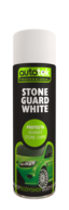 Autotek White Spray On Stoneguard