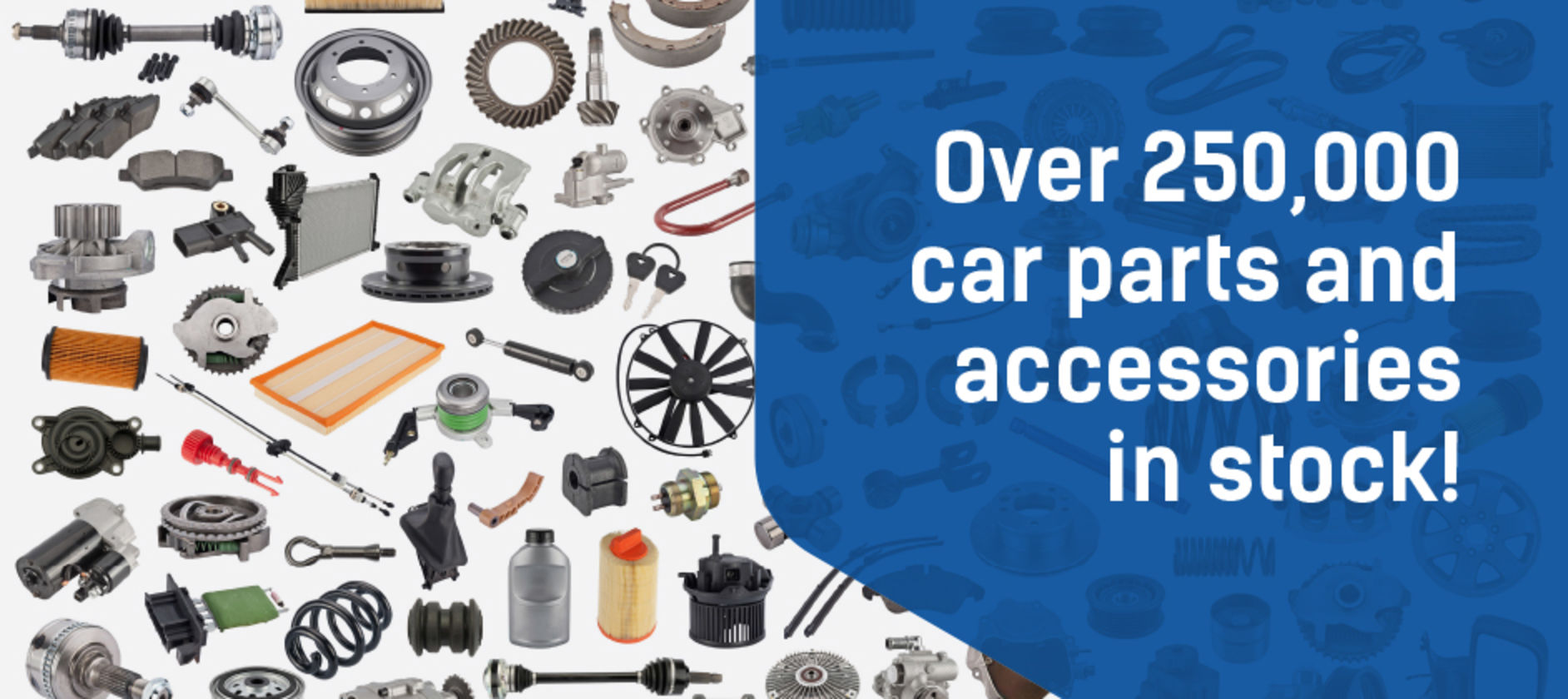 MotorNuts has more than 250,000 car Parts and spares online