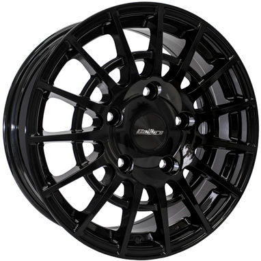 "VW T5 & T6 18"" Calibre T Sport Gloss Black Alloy Wheels - Set of 4"