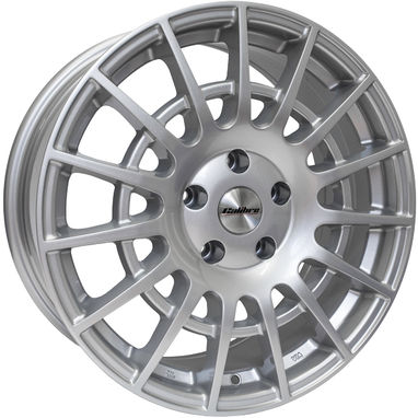 "Ford Transit Custom 18"" Alloy Wheels Calibre T Sport - Silver"
