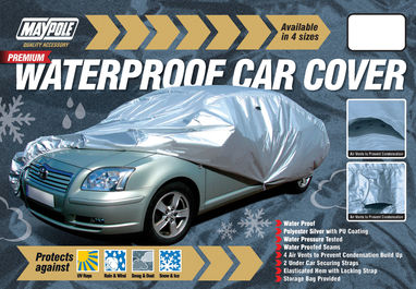Maypole Premium Waterproof Full Car Cover