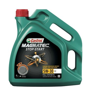 Castrol Magnatec Stop-Start 5W-30 C2 Fully Synthetic Engine Oil