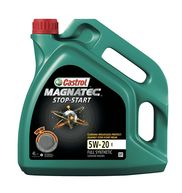 Castrol Magnatec Stop-Start E Ford Eco-Boost 5W-20 Fully Synthetic Engine Oil