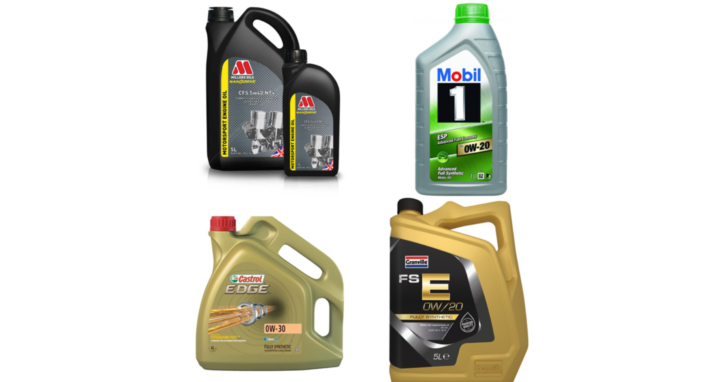 Engine Oils