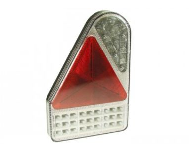 Maypole LED Left Hand Rear Combination Light / Lamp 10-30v