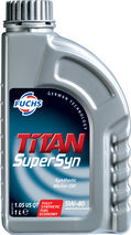TITAN SUPERSYN 5W-40 1L