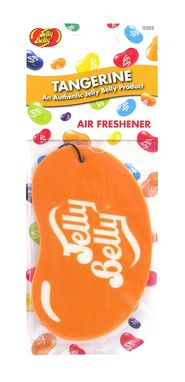Jelly Belly Tangerine - 2D Air Freshener