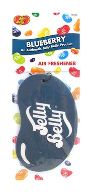 Jelly Belly Blueberry - 2D Air Freshener