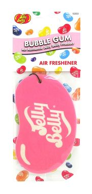 Jelly Belly Bubble Gum - 2D Air Freshener