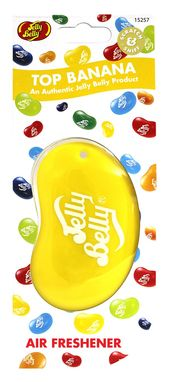 Jelly Belly Top Banana - 3D Air Freshener