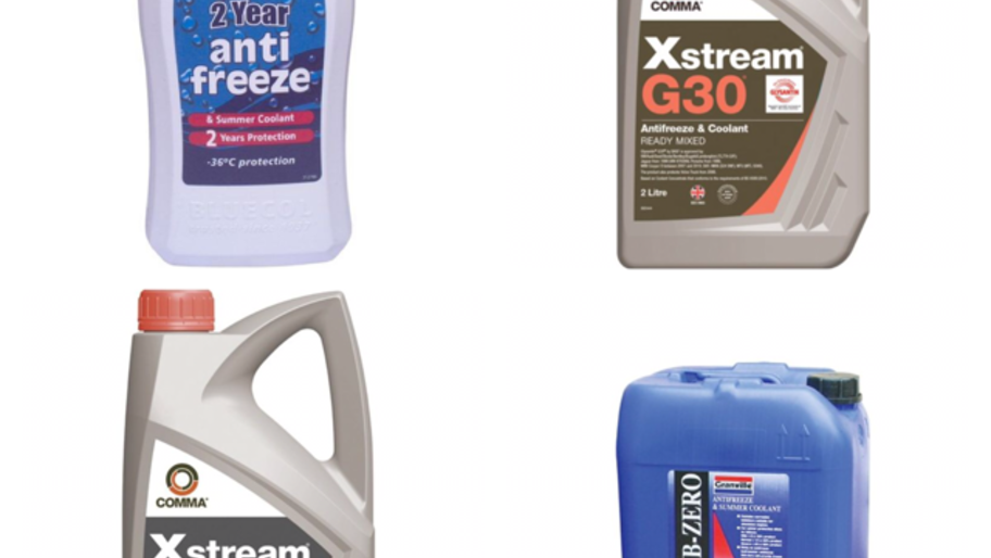 Antifreeze verses Coolant. What's the difference?