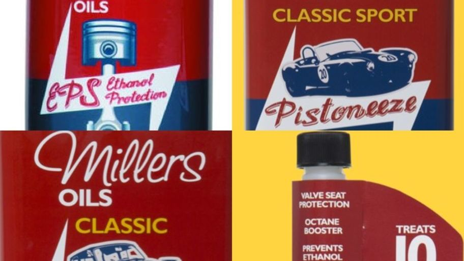Millers: Engine Oils for Perfect Performance