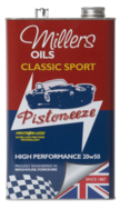 Millers Classic Engine & Gearbox Oils