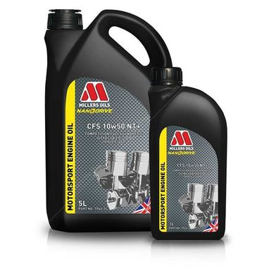 Millers CFS 10w50 NT+ Fully Synthetic Engine Oil