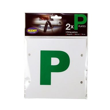 KENT P Plates - Multi-Fix - Pair