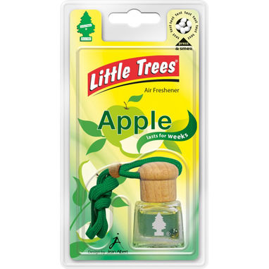 LITTLE TREES Apple - Bottle Air Freshener