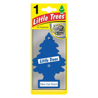 LITTLE TREES New Car Scent - 2D Air Freshener