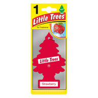 LITTLE TREES Strawberry - 2D Air Freshener