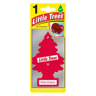 LITTLE TREES Wild Cherry - 2D Air Freshener