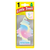 LITTLE TREES Cotton Candy - 2D Air Freshener
