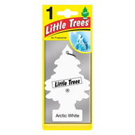 LITTLE TREES Arctic White - 2D Air Freshener