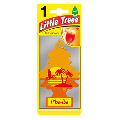 LITTLE TREES Mai Tai - 2D Air Freshener