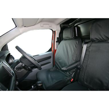 Peugeot Expert 2016 Onwards - Front Single Seat Cover