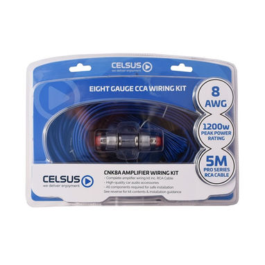 CELSUS CCA Wiring Kit - 8 AWG