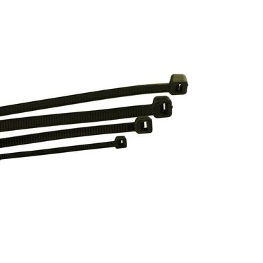 CELSUS Cable Ties - Standard - Black - 200mm x 4.8mm - Pack Of 100