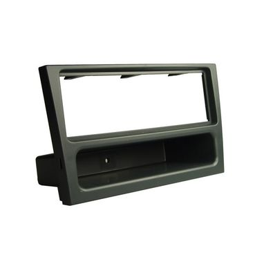 CELSUS Fascia Panel - Vauxhall Vectra Signum Black - Single DIN