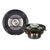 CALIBER Speakers - 2-Way Coaxial with Grills - 4in.