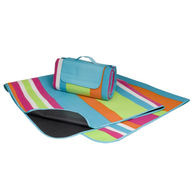 FLAMEFIELD Camper Smiles Picnic Rug
