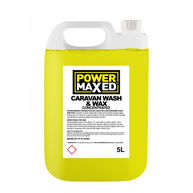POWER MAXED Power Maxed Caravan Wash 5.0Ltr Concentrate