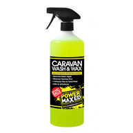 POWER MAXED Power Maxed Caravan Wash 1Ltr Ready To Use