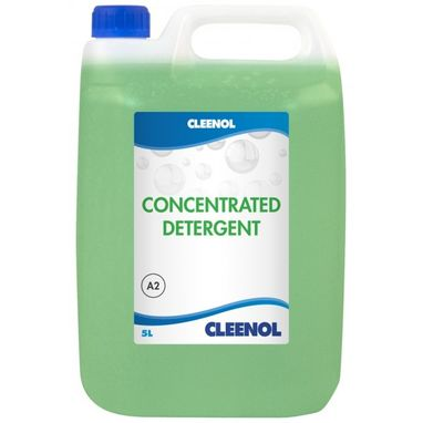 CLEENOL Concentrated Washing Up Liquid - 5 Litre