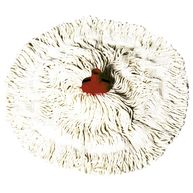 SYR Midi Freedom Cotton Mop Head - Red