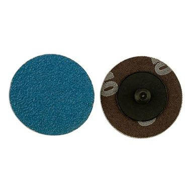 ABRACS Quick Lock Sanding Discs - P80 - 50mm - Pack Of 25