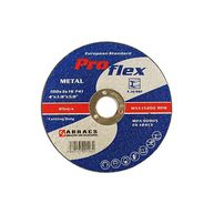 ABRACS Cutting Discs - Flat - 100mm x 3.2mm - Box Qty 25