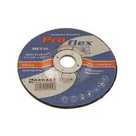 ABRACS Cutting Discs - Depressed Centre  - 100mm x 3.2mm - Pack Of 10