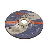 ABRACS Cutting Discs - Depressed Centre  - 115mm x 3.2mm - Box Qty 25