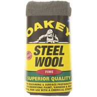 OAKEY NORTON Steel Wool - Fine - 200g