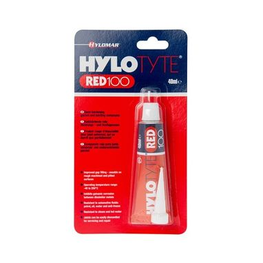 HYLOMAR Hylotyte Red 100 Jointing Compound - 40ml