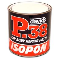 ISOPON P38 Body Filler - 2.25 Litre