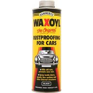 WAXOYL Rust Treatment Schutz - Black - 1 Litre