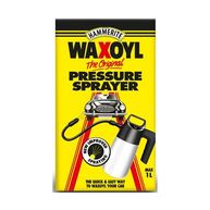 WAXOYL Waxoyl High Pressure Sprayer