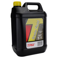 TRW DOT 5.1 Synthetic Brake Fluid - 5 Litre