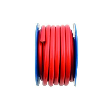 CONNECT Battery Cable - Light Duty Red - 37/0.90 x 10m