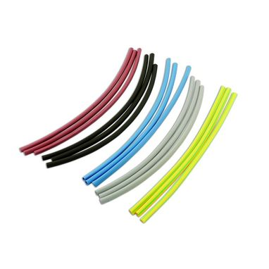 CONNECT Heat Shrink Coloured Pack - 6.4mm x 250mm - 12 Piece